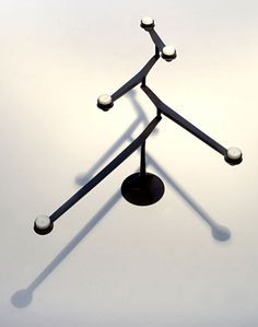 Tom Dixon spin candleabra