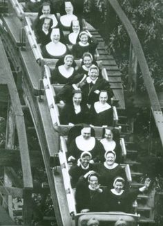 "I love this picture!""............Nuns having fun! @Amanda Snelson Snelson Snelson Snelson Gesiorski"