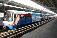 Skytrain, Bangcoc, Tailândia/ Atrações mais comentadas
