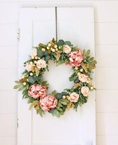 Fall Wreath ~ Fall P