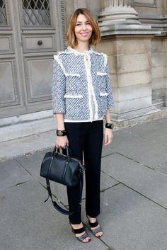 Celebrities at Paris Fashion Week 2013   Photos Photo 50