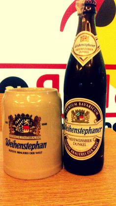 German Beer, as served at The Pint Room, New Delhi, India.