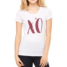 "NEW! ""XO"" Shirt - Wh"