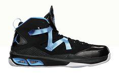 newest f66e6 aabe1 Jordan Melo M9 Black University Blue 551879 006. Buracke DANXI · Carmelo  Anthony Shoes