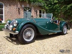 morgan cars 1940 - Google Search