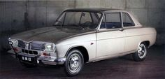 Renault 16 Coupe