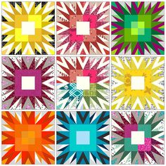Showstopper Quilt Pattern by Don't Call Me Betsy