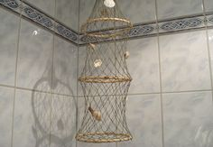 Fishing Net as a beautiful maritime decoration for your living room, bedroom or bathroom. Description from wall-art.com. I searched for this on bing.com/images
