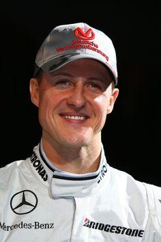 Michael Schumacher. 7 time Formula 1 World Champion.