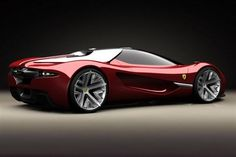 Ferrari Xezri Concept was designed by Samir Sadikhov who's main focus was on increasing downforce through aerodynamics. In addition to aerodynamics comes the deletion of wing mirrors and other drag-inducing components, a flat underbody and deforming aerolastic winglets inspired by the Ferrari 458 Italia.