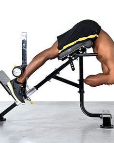 10 Best Stretching Machine Images Jogging In Place