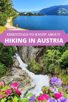 Comprehensive guide to hiking in Austria. Ireland Hiking, Scotland Hiking, Hiking Europe, Road Trip Europe, Europe Travel Guide, Travel Destinations, Countries Europe, Europe On A Budget, Austria Travel