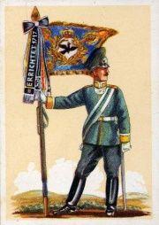 """Dragoon Regiment """"von Bredow"""" (1st Silesian) No. 4"""