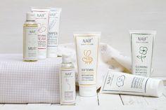 NAÏF Cuidado natural para tu bebé  www.albarelos.com