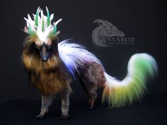 Vhade Forest Dragon Room Guardian by AnyaBoz.deviantart.com on @DeviantArt