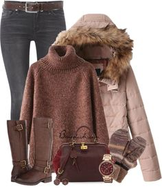 35 Winter Outfits Polyvore Ideas To Keep You Warm This Winter