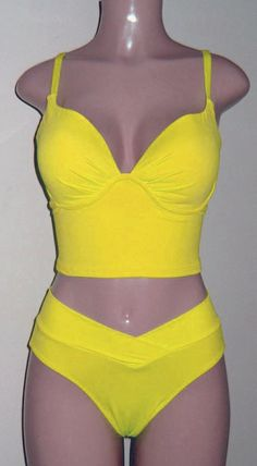 8e1e047619e47 Double String Halter ~ Ruffle Skirt Bottom. Beautiful custom made bikinis.