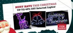 40% off Christmas Lights at Dealsdiect - Today only