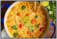This Asian Chicken Noodle Soup Makes Everything BetterDelish Looking for an easy ramen chicken noodle? This Asian Chicken Noodle is the best. Asian Chicken Noodle Soup, Chicken Noodle Recipes, Soup Recipes, Cooking Recipes, Chicken Soup, Vegetarian Cooking, Recipies, Popeyes Chicken, Dinner Recipes