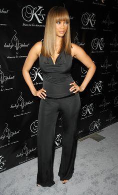 Hollywood Actress Tyra Banks ...  Hmmm!! Yummy...