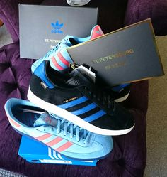 a7c0f3c768b Made up! - I manged to snaffle a pair of the GT Manchester Spezials and