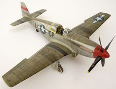 P-51 from Tamiya. Detailed with Aires cockpit and wheel wells, Eduard photo-etch, True Details wheels and Quickboost tail wheel well. Fully riveted. Decals from Lifelike Decals.