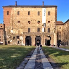 Palazzo della Pilotta, Parma - Instagram by sunsetbaytravel