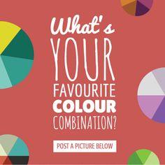 Got a favourite color combo?