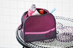 Kostenlose Anleitung: Kosmetiktasche häkeln | buttinette Blog