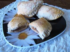Peanut Butter 'n Jelly Pockets: So simple, and we suggest doubling the recipe because your kids will love them!
