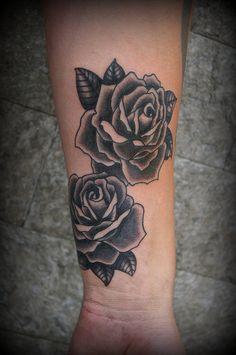 Classic Rose tat