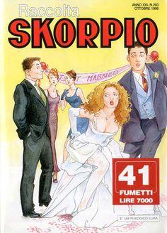 Fumetti EDITORIALE AUREA, Collana SKORPIO RACCOLTA n°293 OCTOBRE 1998