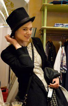 """Das sagt sie zu ihrem Sieg Model-Beauty Larissa Marolt kämpfte auf Vox bei """"Promi Shopping Queen"""" um die Mode-Krone - im Gespräch mit gala.de verrät die Ex-Dschungelcamperin, wie aufregend der Shooping-Trip war © VOX / PA / Horst Bernhard Larissa Marolt"""