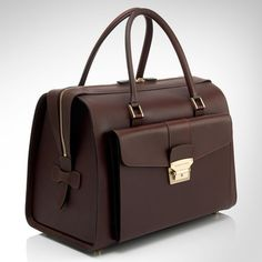 Dunhill Traditional Holdall [HowToSpendIt.ft.com]