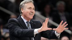 The Los Angeles Lakers hired Mike D'Antoni late Sunday night, signing the former coach of the Suns and Knicks to replace Mike Brown. (via AP)