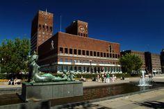 Osloer Rathaus