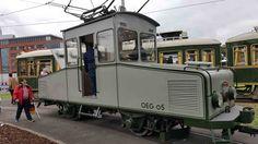 E-Llok 05 der Oberrheinischen Eisenbahn Gesellschaft - OEG  Baujahr 1953 ,Eigenbau