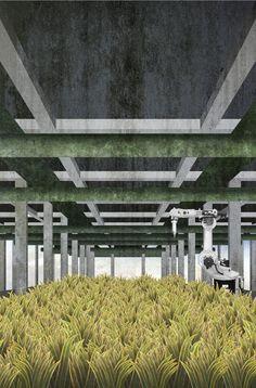 Laurent de Carniere, jean-benoît vétillard - architecture · MORLAND, UN PORT VERTICAL MÉTROPOLITAIN