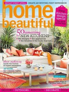 Beautiful Homes Magazine home beautiful australia magazine covers - google search | mags