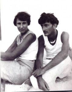 Salvador Dali and Gala, 1930s