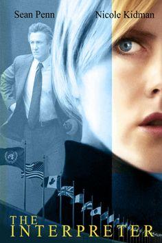 April 2018 | Sydney Pollack | The Interpreter [Tolken] | 2005 UK /Frankrig /Tyskland /USA /Sydafrika | Nicole Kidman | Jesper Christensen