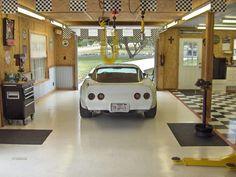 corrugated metal in garage   Walls - GWB, OSB or Plywood - The Garage Journal Board