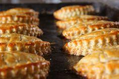 empanadas «recién salidas del horno»