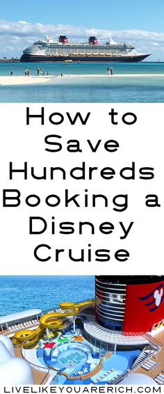 "Today, I welcome my friend and Disney Travel Expert Danielle who shares 7 extremely effective ways to save money booking a Disney Cruise below. The phrases ""Disney Cruise"" and ""saving money"" don't…MoreMore Cruise Tips, Cruise Travel, Cruise Vacation, Disney Vacations, Disney Travel, Family Vacations, Vacation Ideas, Cheap Disney Cruises, Vacation Quotes"