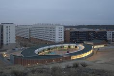 Valdespartera Kindergarden / Magen Arquitectos