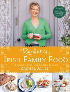 Rachel's Irish Family Food cookbook GIVEAWAY from RecipeGirl (Ends 3/10/13)