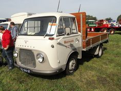 1964 Ford Taunus Transit 671 by Skitmeister,