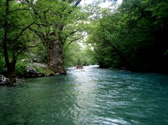 River Voidomatis (Northern Greece)