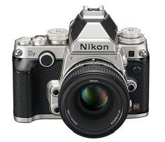 いいね!Nikon Df-silver front