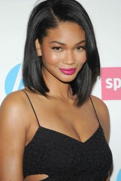 Chanel Iman at Sprout event